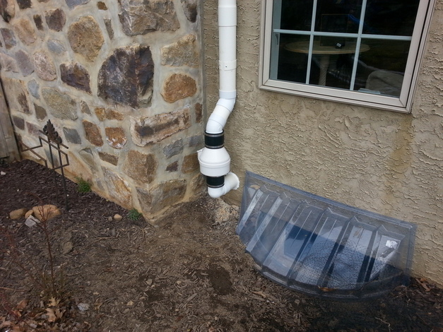 Frackville Pennsylvania Radon gas mitigation