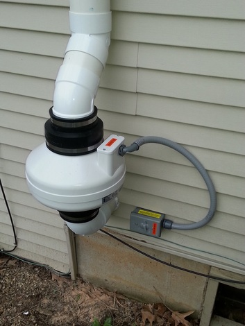 Allentown Radon Mitigation Services